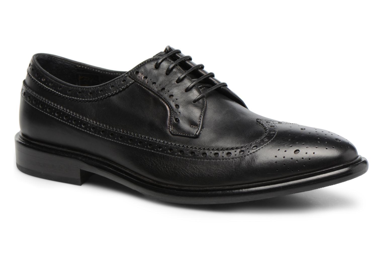 Paul Smith Malloy (Noir) - Chaussures à lacets chez Sarenza (319787)