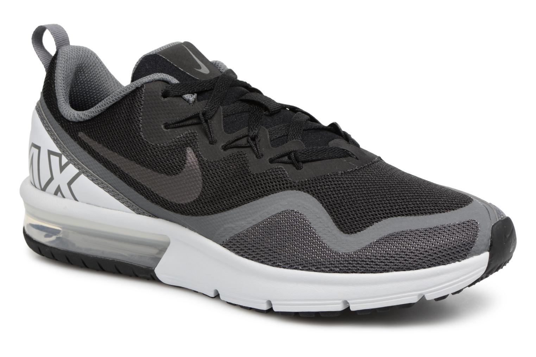Nike Nike Air Max Fury (Gs) Negro si6adEy