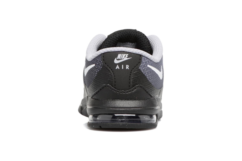 Baskets Nike Air Max Invigor Print (Td) Gris vue droite