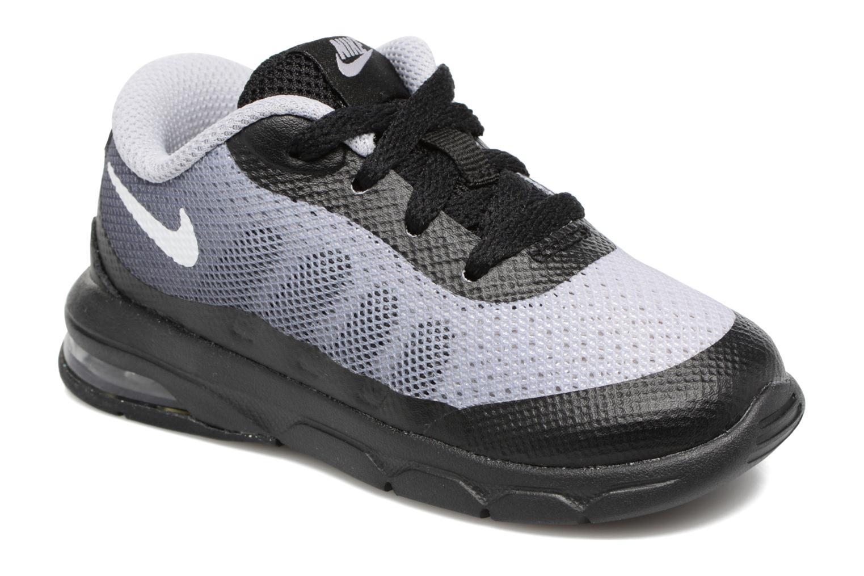 Baskets Nike Air Max Invigor Print (Td) Gris vue détail/paire