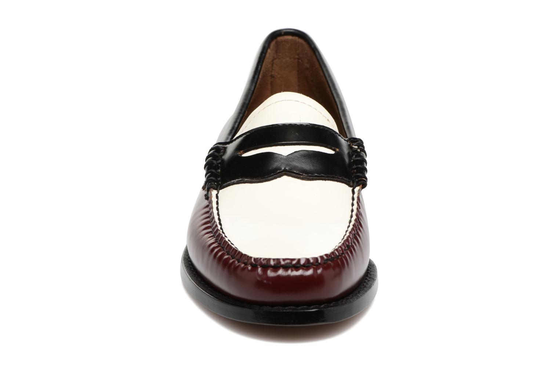 Mocassins G.H. Bass WEEJUN WMN Penny/0N1 Multicolore vue portées chaussures