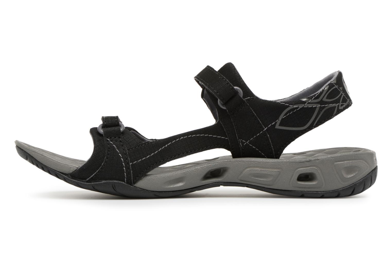 Chaussures de sport Columbia Sunlight Vent II Noir vue face