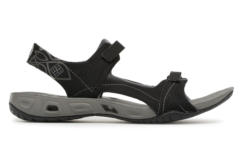 Chaussures de sport Columbia Sunlight Vent II Noir vue derrière