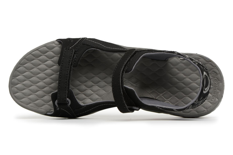 Chaussures de sport Columbia Sunlight Vent II Noir vue gauche