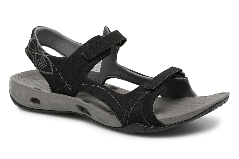 Chaussures de sport Columbia Sunlight Vent II Noir vue détail/paire