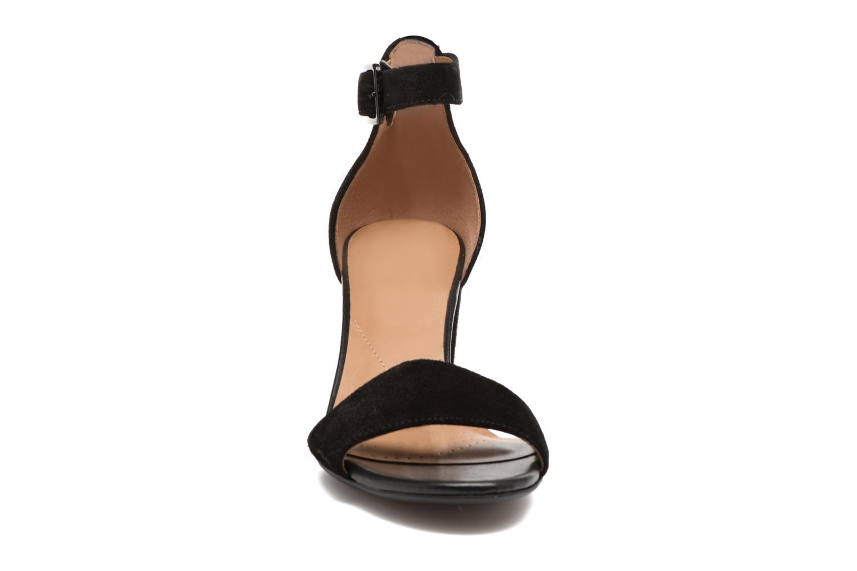 Escarpins Clarks DEVA MAE Noir vue portées chaussures