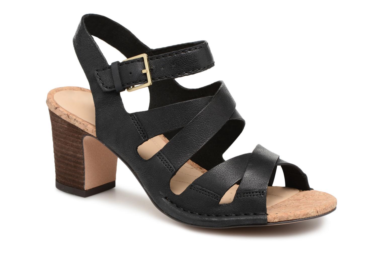 Zapatos promocionales Clarks Spiced Ava (Negro) - Sandalias   Cómodo y bien parecido