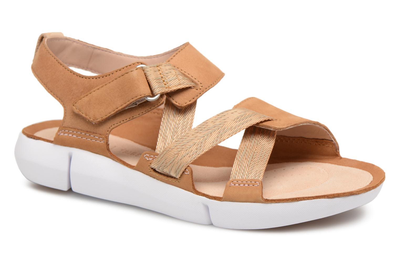 Grandes descuentos últimos zapatos Clarks Tri Clover (Beige) - Sandalias Descuento