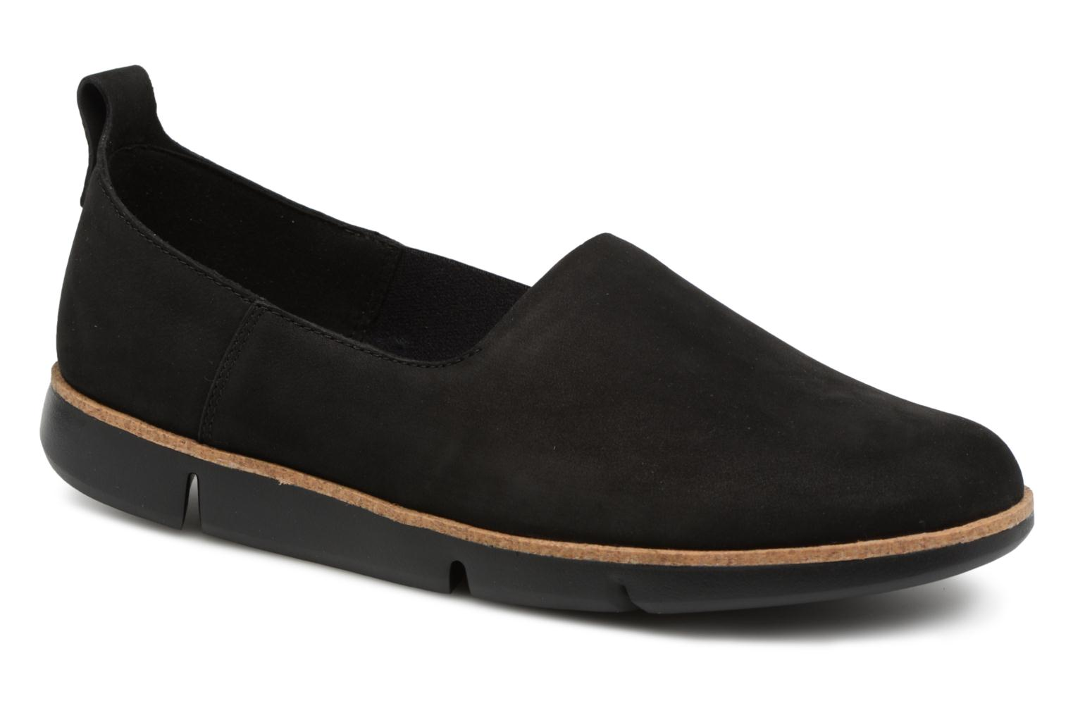 Trainers Clarks Tri Curve Black detailed view/ Pair view