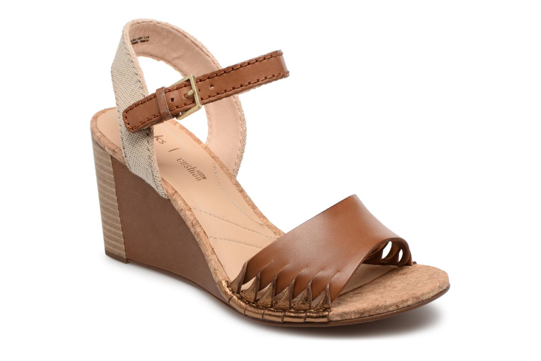 Grandes descuentos últimos zapatos Clarks Spiced Poppy (Marrón) - Sandalias Descuento