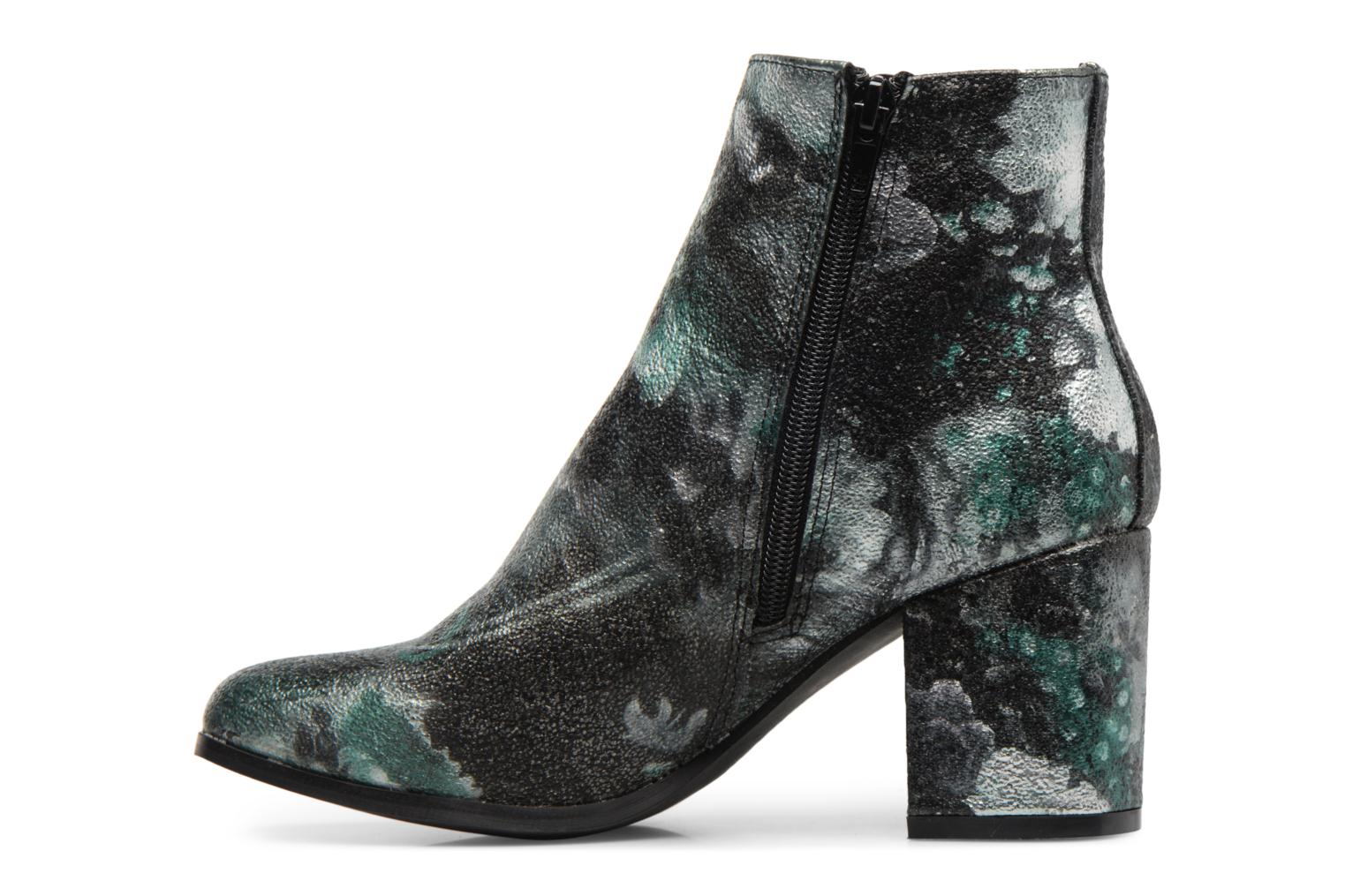Ankle boots Vero Moda GINA BOOT Green front view