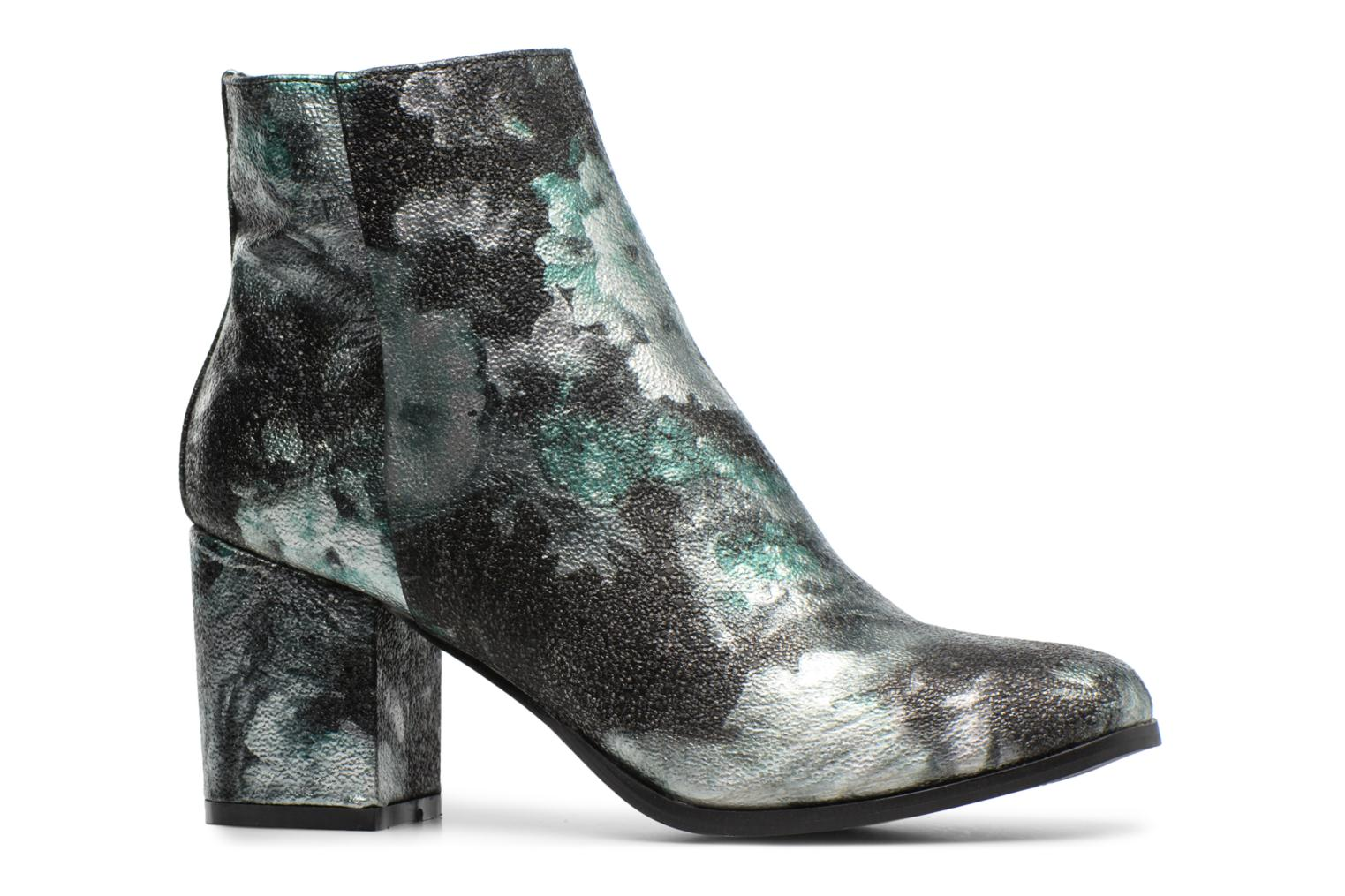 Ankle boots Vero Moda GINA BOOT Green back view