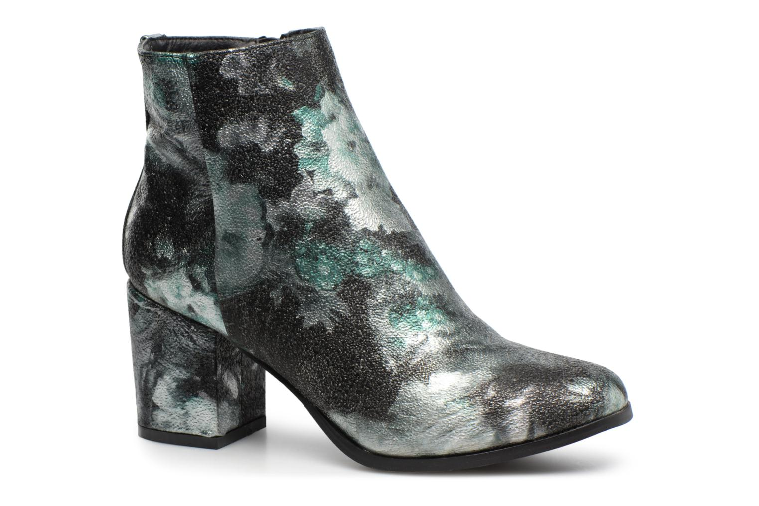 Ankle boots Vero Moda GINA BOOT Green detailed view/ Pair view