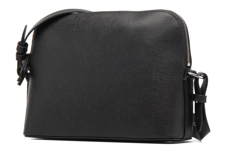 Handtaschen Clarks Millwood Art schwarz schuhe getragen