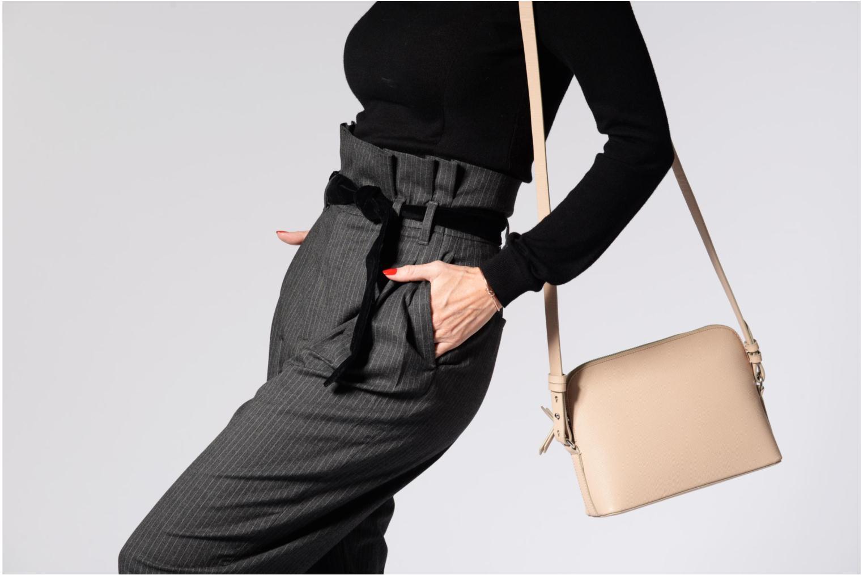 Handtaschen Clarks Millwood Art schwarz ansicht von oben