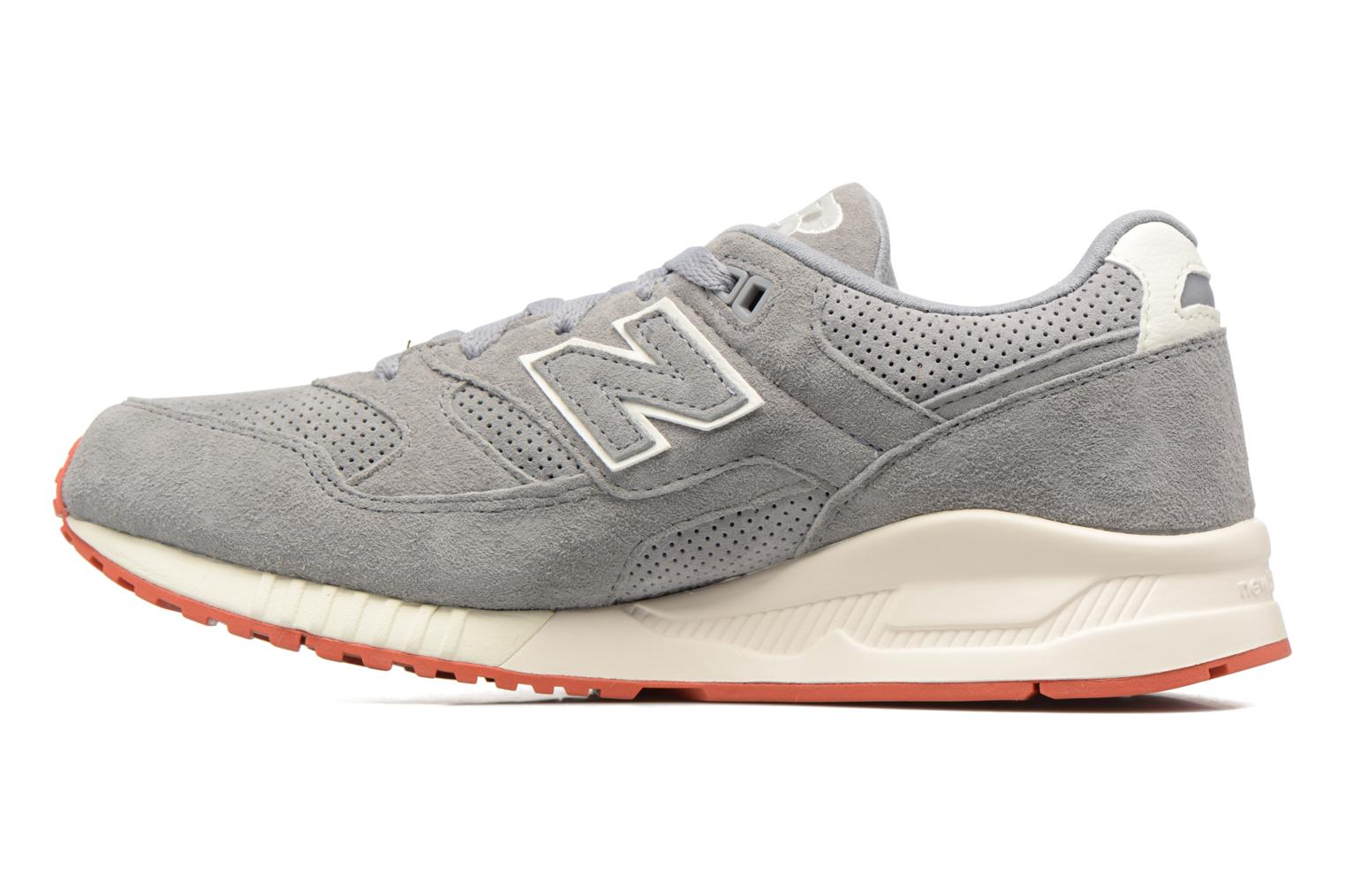 Baskets New Balance M530VCA-D Gris vue face