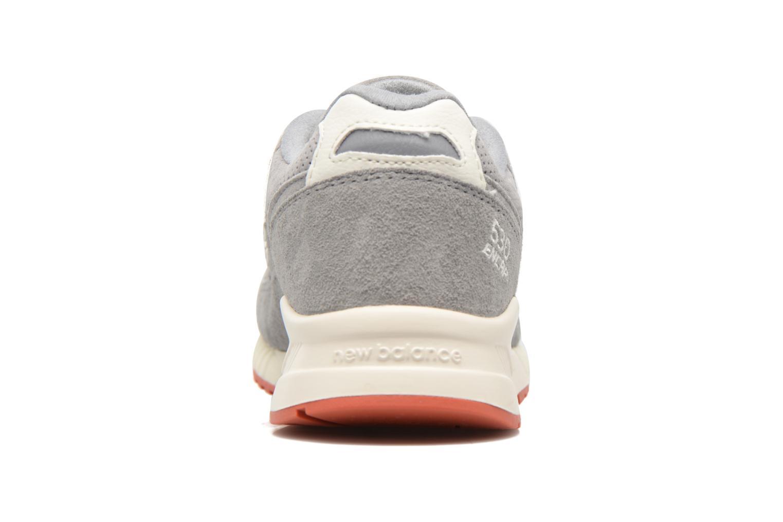 Sneakers New Balance M530VCA-D Grijs rechts
