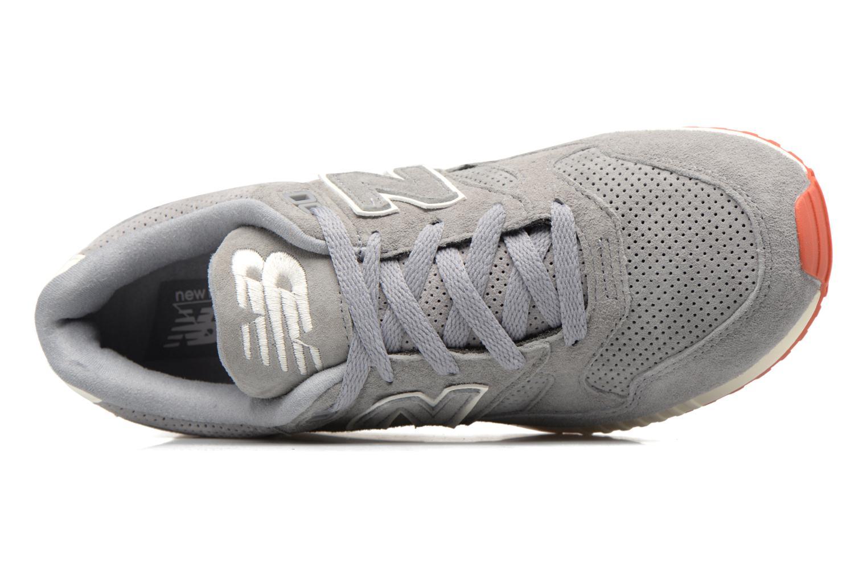 Sneakers New Balance M530VCA-D Grijs links
