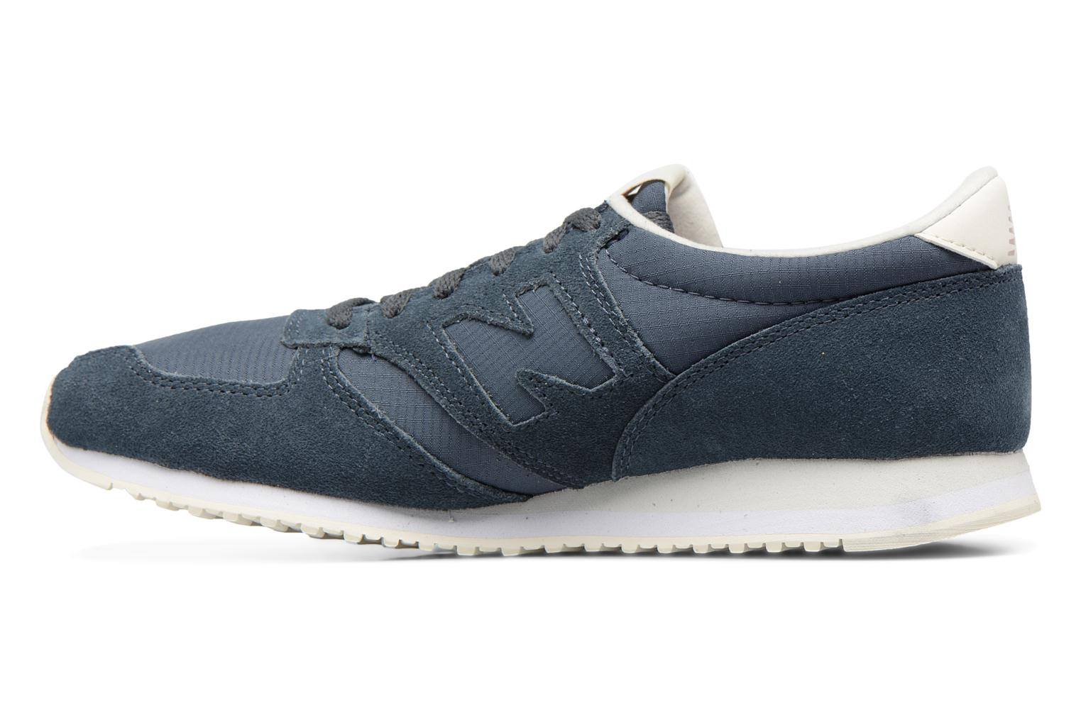 Baskets New Balance WL420MBB-B Bleu vue face