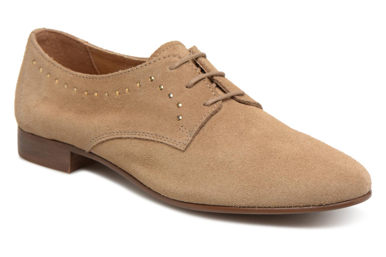 modelo más vendido de la marcaGeorgia Rose Aliclous (Beige) - Zapatos con cordones en Más cómodo
