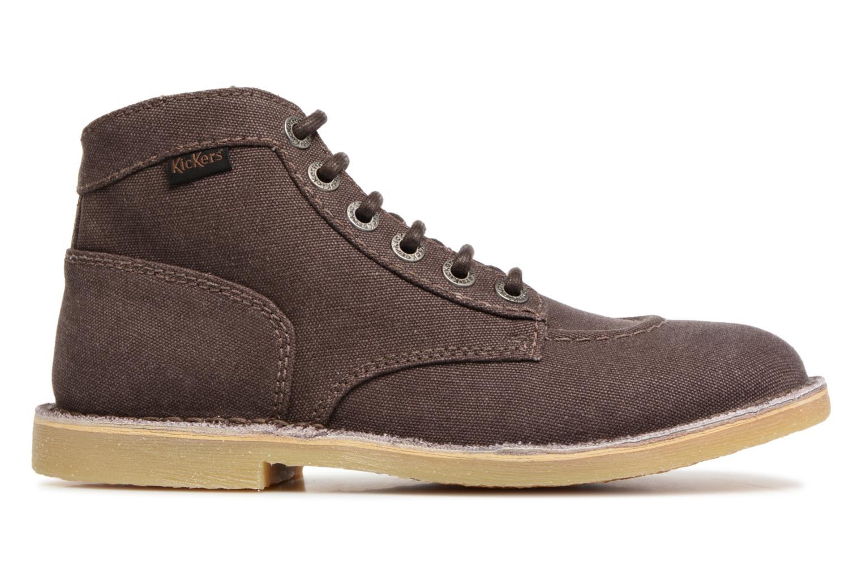 Bottines et boots Kickers Orilegend New Marron vue derrière