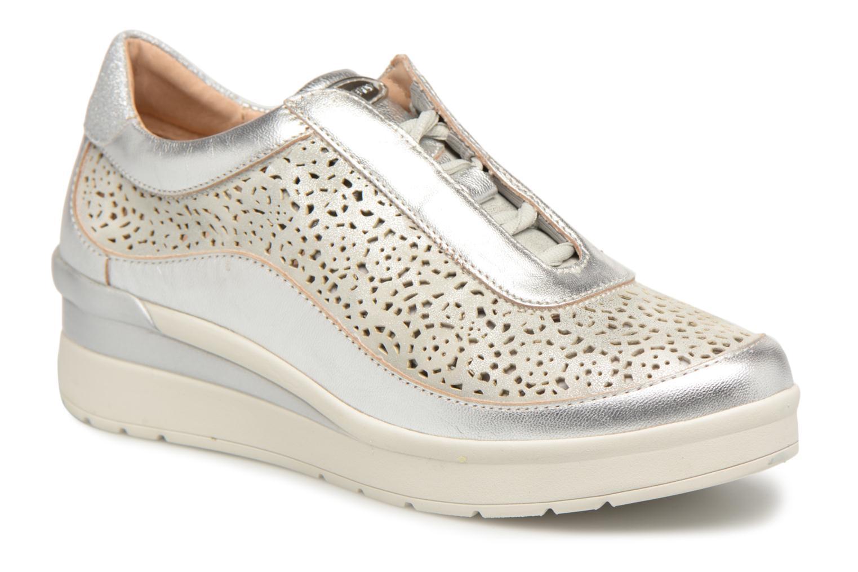 34b0df053720d Grandes descuentos últimos zapatos Stonefly Cream 2 bis (Plateado) -  Deportivas Descuento