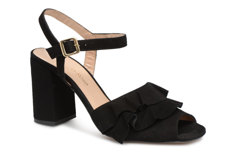 Zapatos promocionales Georgia Rose Anvola (Negro) - Sandalias   Los zapatos más populares para hombres y mujeres