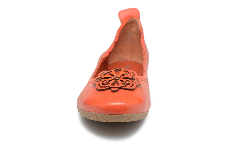 Grandes descuentos últimos zapatos Kickers Rommy (Naranja) - Bailarinas Descuento