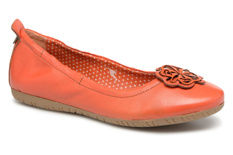 Zapatos promocionales Kickers Rommy (Naranja) - Bailarinas   Descuento de la marca