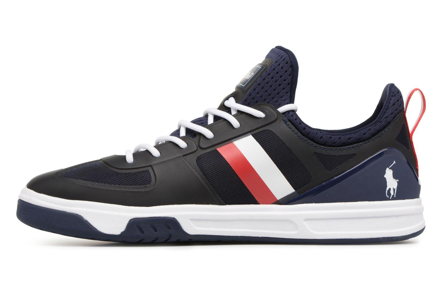 Trainers Polo Ralph Lauren Court200 Blue front view