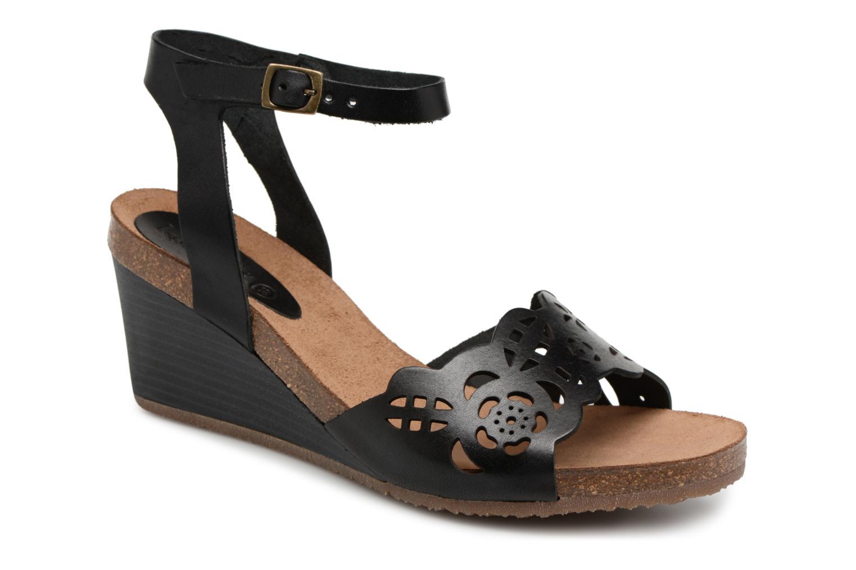 Zapatos promocionales Kickers Simply (Negro) - Sandalias   Descuento de la marca