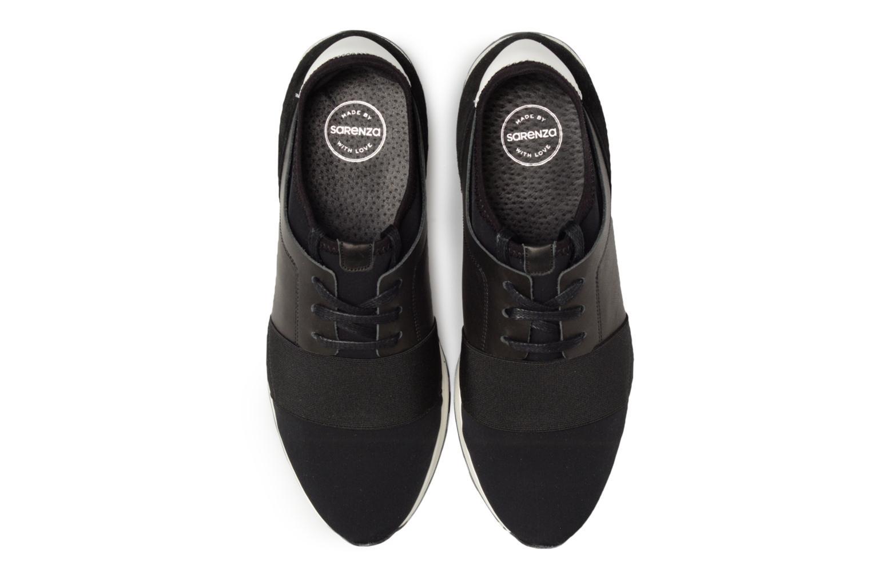 Sneakers Made by SARENZA 90's Girls Gang Baskets #3 Zwart model