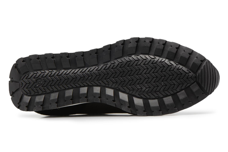 Sneakers Made by SARENZA 90's Girls Gang Baskets #3 Zwart boven