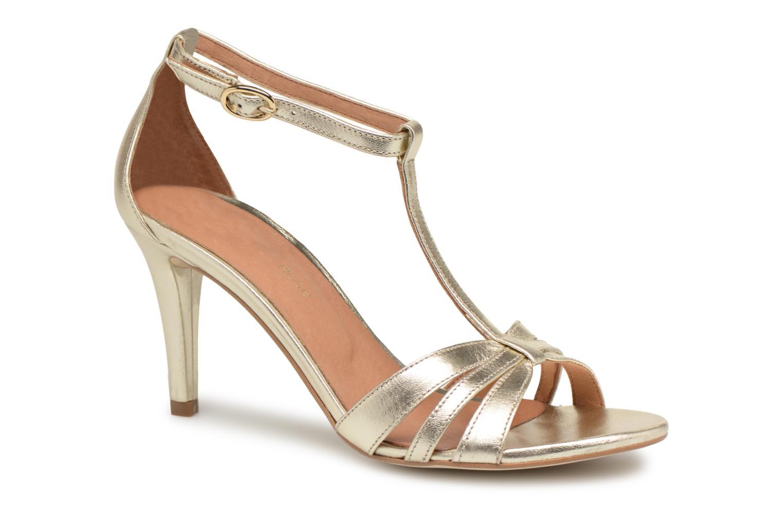 Etincel - Sandales Pour Femmes Géorgie / Or Et Bronze Rose J44RciYG