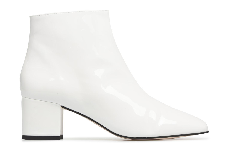 Bottines et boots Georgia Rose Seventies Blanc vue derrière