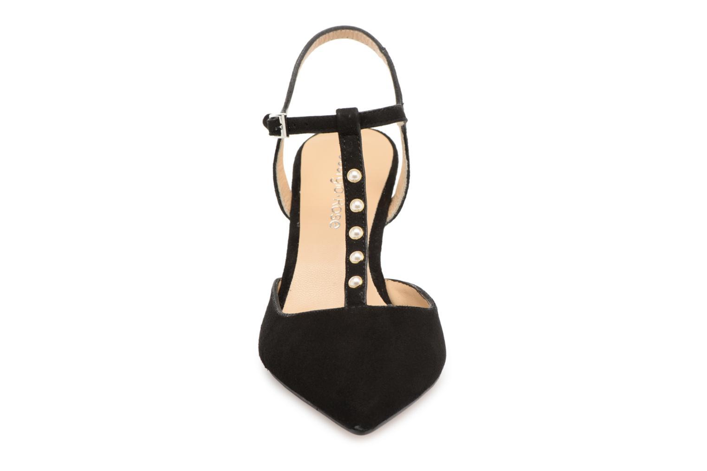 Escarpins Georgia Rose Soperla Noir vue portées chaussures