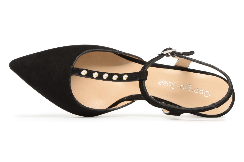 Zapatos promocionales Georgia Rose Soperla (Negro) - Zapatos de de de tacón   Los últimos zapatos de descuento para hombres y mujeres 0d3f83