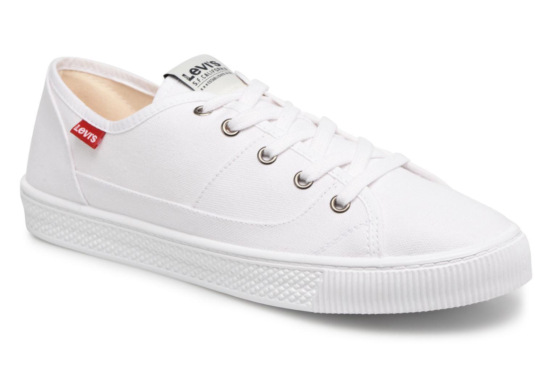 Malibu - Chaussures - Homme - Blanc (Brillant White) - 42Levi's azscbwN8