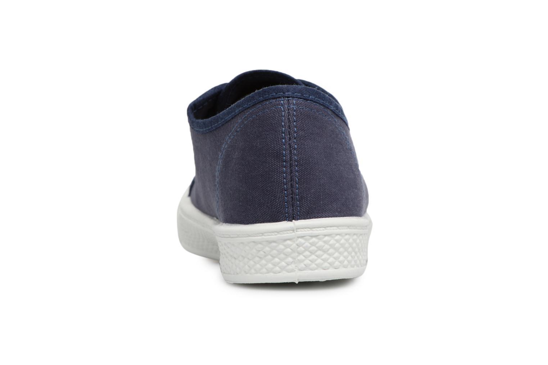 Baskets Levi's Malibu W Bleu vue droite