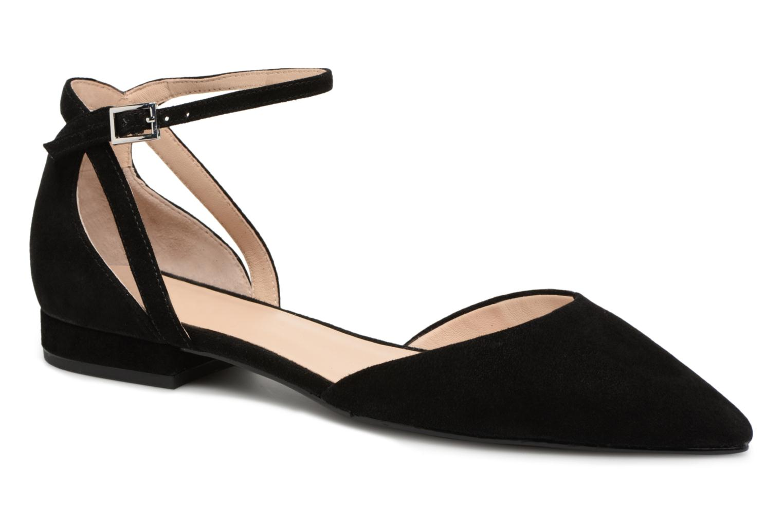 Zapatos promocionales What For Urby (Negro) - Bailarinas   Cómodo y bien parecido
