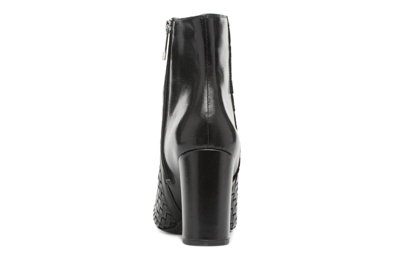 Bottines et boots What For Babeth Noir vue droite