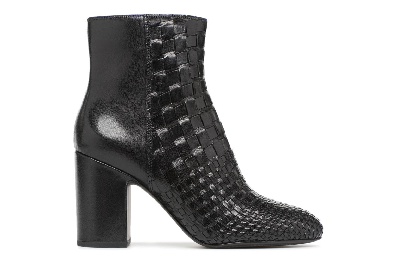 Bottines et boots What For Babeth Noir vue derrière
