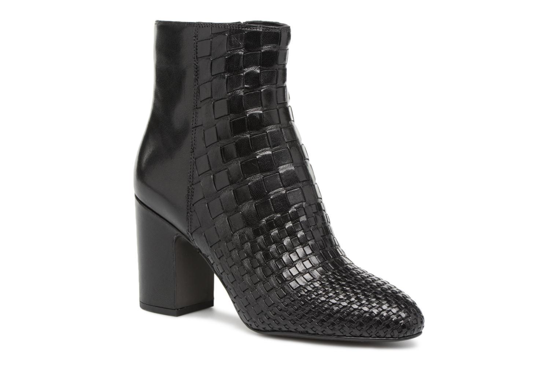 Bottines et boots What For Babeth Noir vue détail/paire