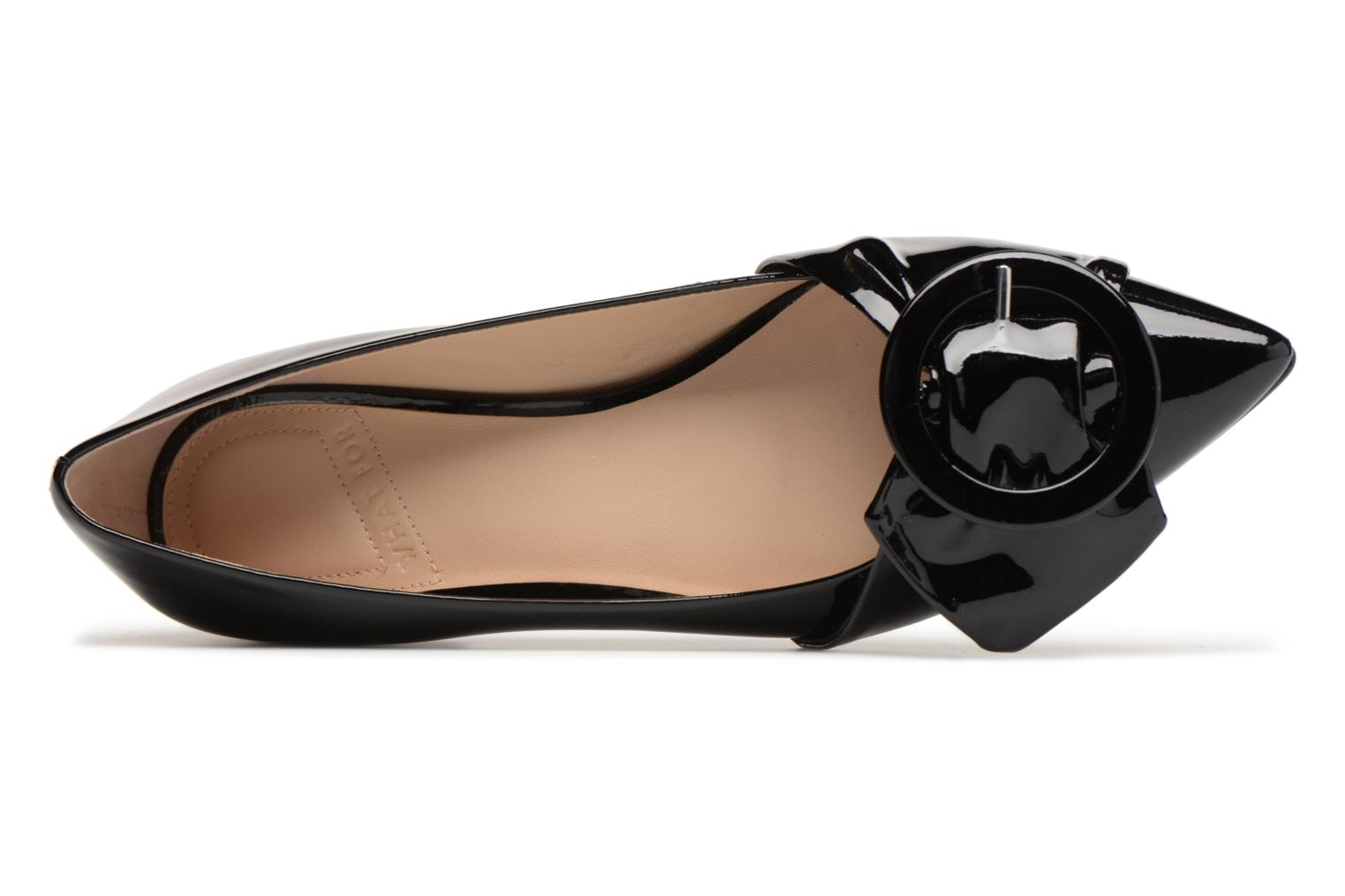 Ballerines What For Isadora Noir vue gauche