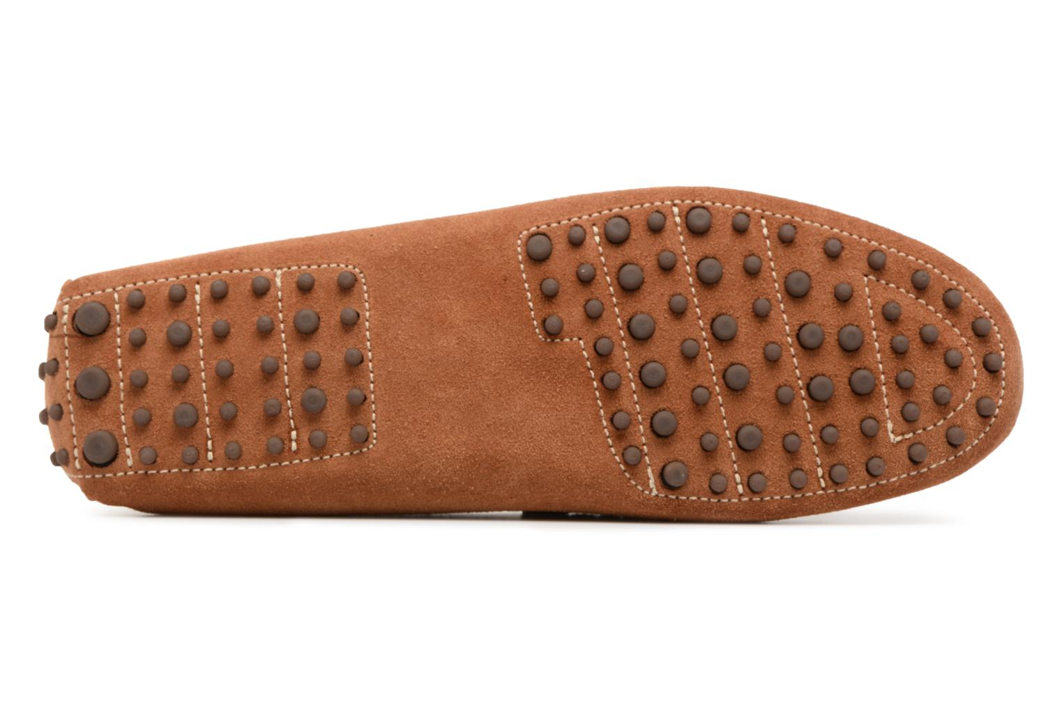 Loafers Mr SARENZA Suttin Brown view from above