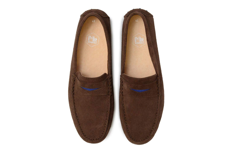 Loafers Mr SARENZA Suttin Brown model view