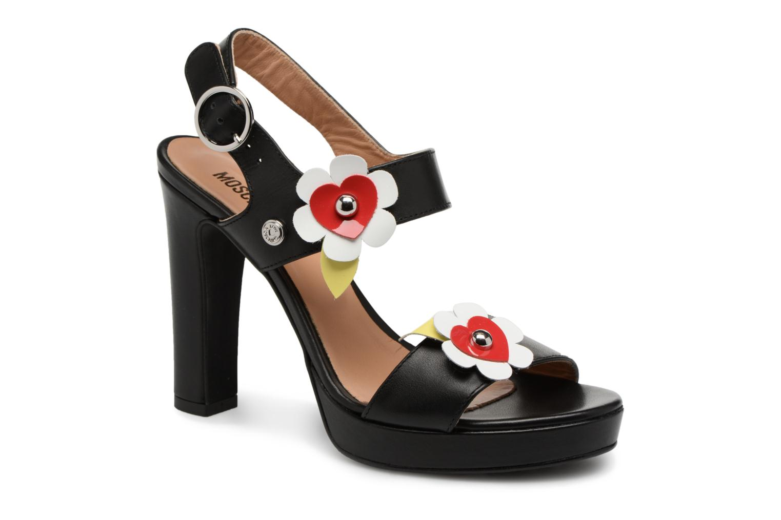 Chaussures - Sandales Post Orteils Moschino bFVB6B77MG