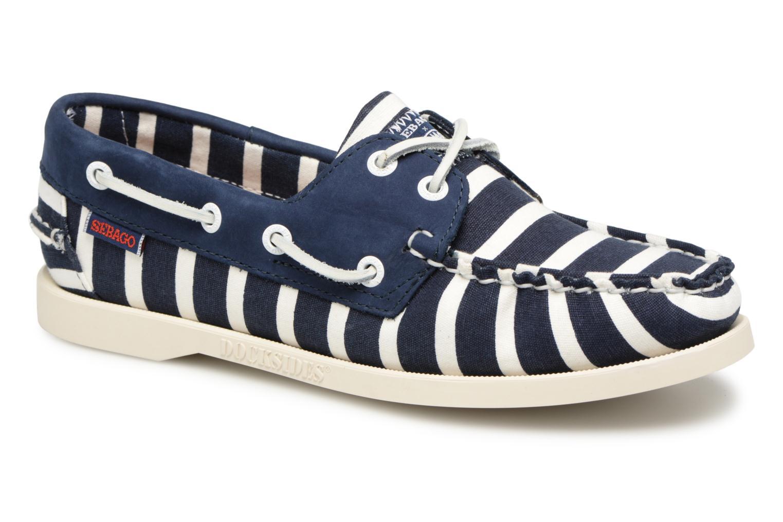 Zapatos promocionales Sebago Docksides Sebago X Armorlux (Azul) - Zapatos con cordones   Casual salvaje