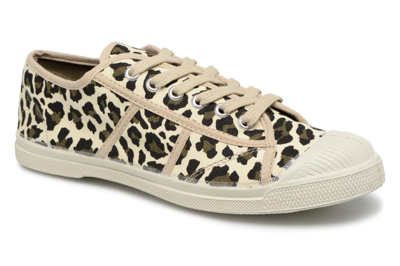 Grandes descuentos últimos zapatos Bensimon Panther (Beige) - Deportivas Descuento