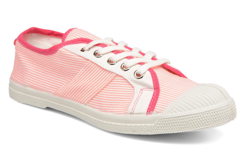 Fines Rayures - Chaussures De Sport Pour Femmes / Bensimon Rose JkNGk